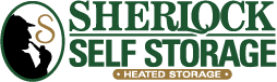Sherlock Self Storage Logo